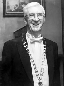 SLA President William A Irwin 1991